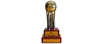 "<p>""Best Emerging Warehousing Company"" in the ""5th International Convection of the Commodity Participants Association of India Conference"" held in New Delhi on 18th March 2017.</p>"
